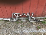 SBC 3-step headers  for sale $175