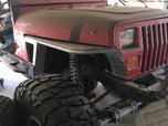 1987 Jeep Rock Crawler Project  for sale $12,500