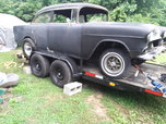 1955 Chevrolet Bel Air  for sale $6,500