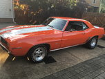 1969 Chevrolet Camaro  for sale $32,000
