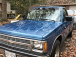 1991 Chevrolet S10  for sale $2,500