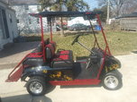 Used golf cart for sale   for sale $4,000
