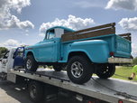 1959 Chevrolet Apache  for sale $12,000