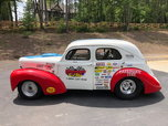 1939 WILLYS GASSER STEEL 2 DOOR SEDAN  for sale $1