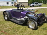 27 Ford left hand steer roadster trade