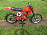 1979 honda cr250  for sale $7,900