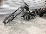 Custom chopper  for sale $17,000
