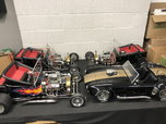 EXTEMELY RARE Conley Precision RC 1/4 Scale Model T quarters