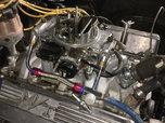 SBC and Muncie M20 transmission  for sale $1,500
