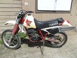1983 yamaha tt 600cc   for sale $2,500