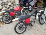 Trade 1976 Honda MR250 for V8 engines or Equipment