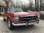 1969 Mercedes-Benz 280SL  for sale $63,000
