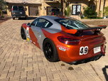 2016 Porsche GT4 Clubsport **PRICE REDUCED TO $125,000**  for Sale $125,000