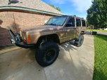 99 Jeep Cherokee limited XJ Street legal rock crawler