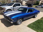 1969 Chevrolet Chevelle  for sale $30,000