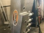 Custom Dan Olson dry sump oil pan SBC  for sale $400