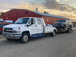 2003 Chevy c5500  for sale $33,500