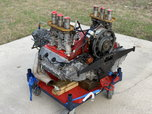 1965 901/01 race engine. Weber 46mm Carbs, 915 trans  for sale $32,500