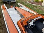 MINT 20' jet boat zz-572  for sale $30,000