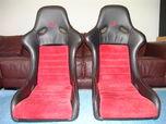 RARE GENUINE PORSCHE RUF 1994 964 SPEEDSTER RACING SEATS  for sale $2,800