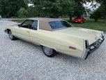 1973 Cadillac DeVille  for sale $5,900