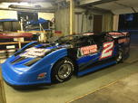 2012 BWRC Crate Late Model - race ready
