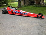 2009 halfscale outlaw   for sale $6,800