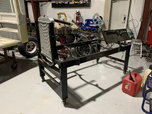 Engine Run Stand  for sale $1,000