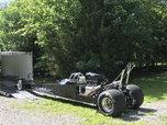 2001 Danny Nelson Racecraft Dragster door car trade