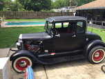 1929 A Model 5 Window Coupe  for sale $19,200