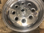 """New 15""""x3.5"""" Weld Spindle Mount wheels  for sale $475"""