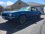 1972 Chevrolet Camaro  for sale $22,500