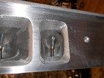 Dart 355 CNC Complete Heads / Del West Titanium Valves  for sale $4,200