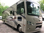 2016 Ford Thor Coach Hurricane Series Class A Motorhome  for sale $69,995