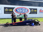 Champion Outlaw Jr Dragster Operation  (2 cars & 4 motor  for sale $30,000