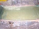1969 camaro original green tint glass  for sale $340