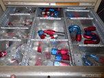 hose ends/hose /fittings/crimper/cabinets  for sale $9,300