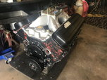 DRAG RACE ENGINE CHEVY BBC 454 - 460 cu in  for sale $4,000