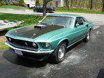 1969 Ford Mustang  for sale $76,500