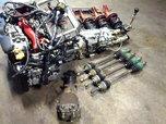 JDM SUBARU WRX STI VERSION 8 EJ20T MOTOR TWIN SCROLL TURBO V  for sale $4,500