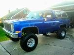 1981 Chevrolet K5 Blazer  for sale $19,000