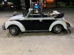 1974 Volkswagen Super Beetle  for sale $7,000