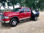 2004 Dodge, 2500 4x4 Diesel CUSTOMIZED  for sale $30,000
