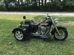 2006 Harley Davidson Softail Voyager Trike!  for sale $8,400