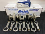 396 / 421 Lightweight Crankshaft and Connecting Rods  for sale $849.95