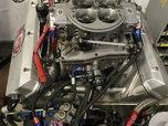 712ci 5inch bore spacing Nitrous motorSonny Heads&nbsp  for sale $28,000