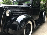 1937 Chevy truck  for sale $25,000
