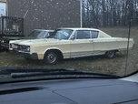 1967 Chrysler Newport  for sale $3,450