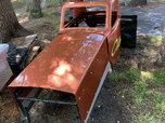 Fiberglass body  for sale $500