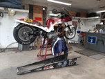 Kawasaki KZ rolling chassis  for sale $2,500